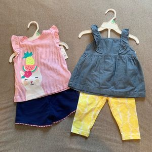 Carters outfits! 💕 18 months
